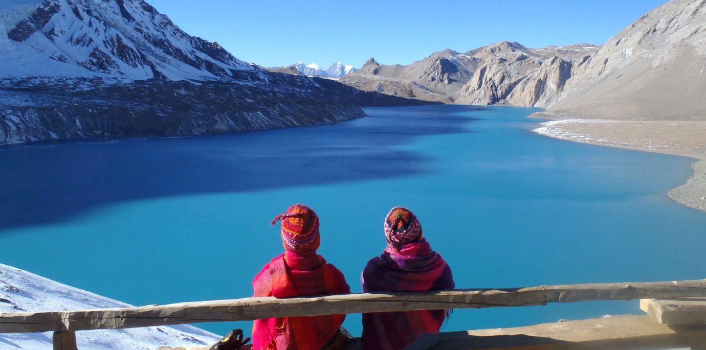 Гималайские каникулы в душевной компании